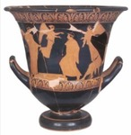 Attic Black Figure, Red Figure and White Ground Pottery Vessels